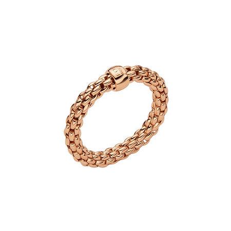 Fope FOPE Ring Essentials Flex-It 18k roségoud AN04 RG M