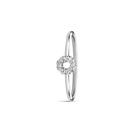 MissSpring Miss Spring Ring MSR645 Joy witgoud met witte diamant 0.07ct PW 608662