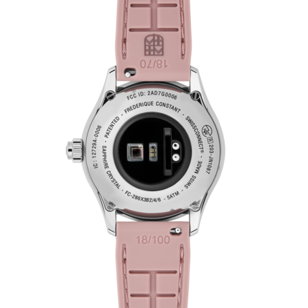 Frederique Constant FREDERIQUE CONSTANT Vitality Smartwatch 36mm FC-286BRGS3B6