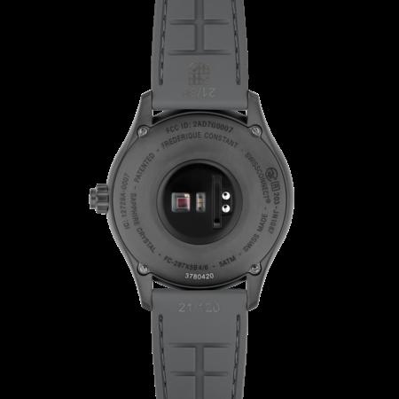 Frederique Constant FREDERIQUE CONSTANT Vitality Smartwatch 42mm Titanium FC-287S5TB6