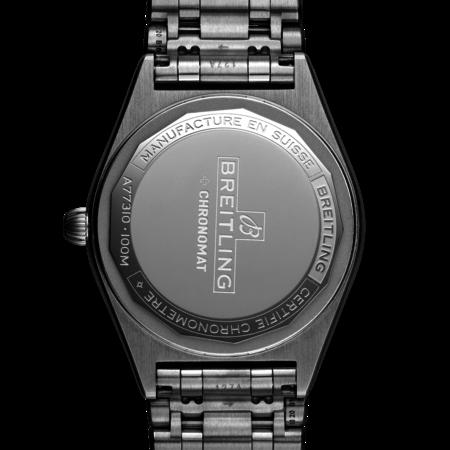 Breitling Breitling Chronomat Super Quartz 32 mm staal A77310101L1A1