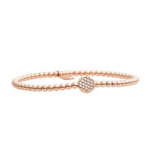 Bron BRON Armband Reflex 18k Roségoud 0.17ct witte diamant 7AR3957BR