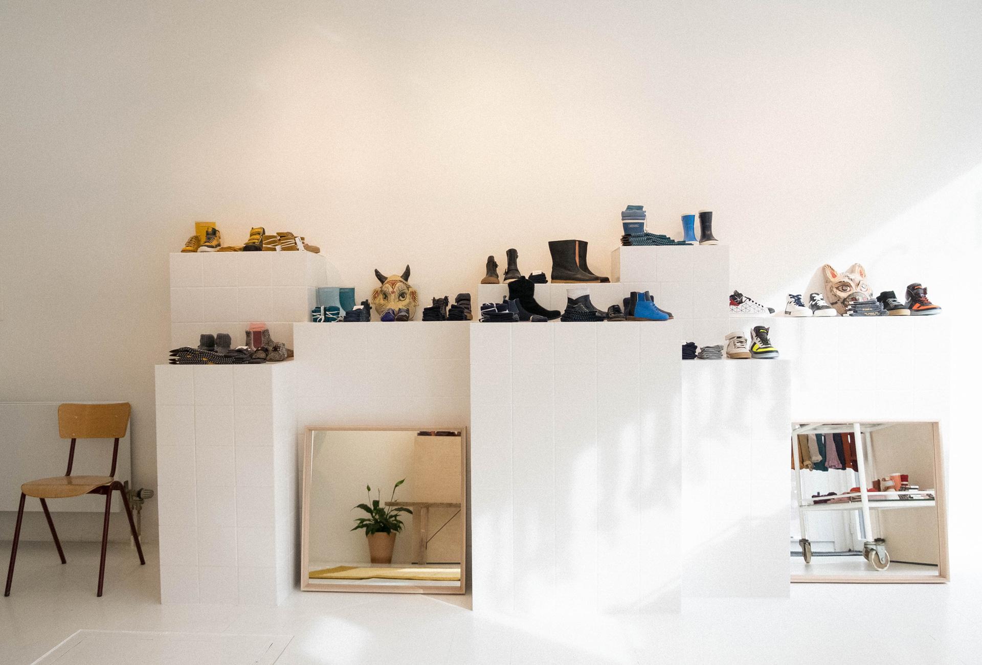 Kinderschoenenwinkel Jackie De Pinte