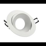 GU10 inbouwspot zaagmaat 75mm wit design