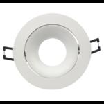 Spot encastrable design diamètre 110 mm blanc GU10