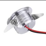 Mini spot encastrable LED 3W perçage 30mm