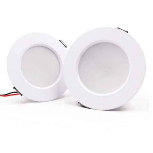 Inbouwspot 65mm LED 7W wit diameter 90mm