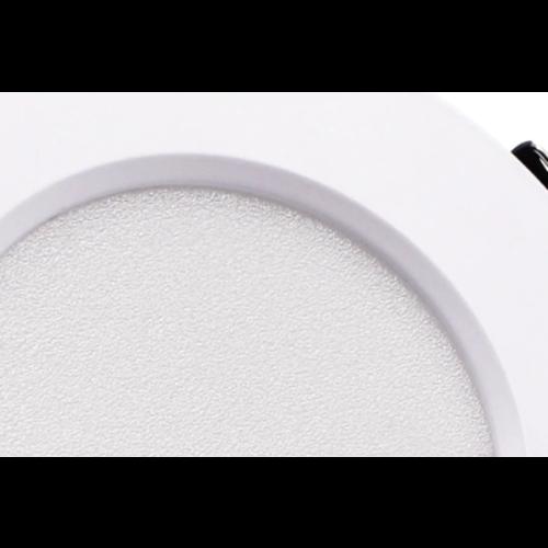 Spot encastrable perçage 65 mm 7W LED blanc faible hauteur