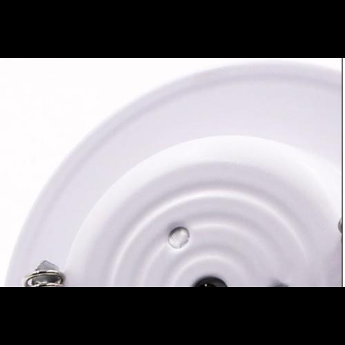 Inbouwspot boorgat 80mm LED 12W wit