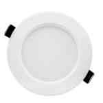 Spot salle de bain IP44 faible profondeur 12W LED blanc