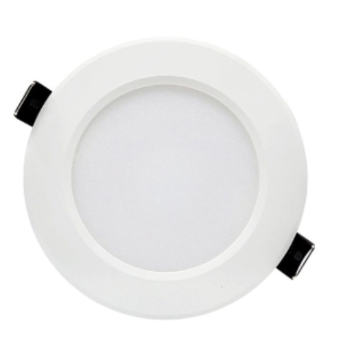 Inbouwspot zaagmaat 85mm lage inbouwdiepte 12W LED wit