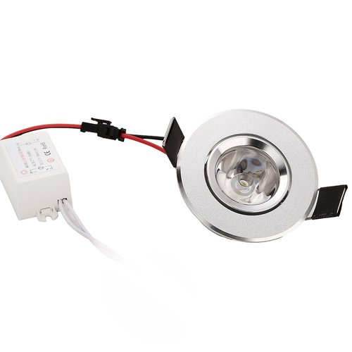 Inbouwspot boorgat 60mm LED 3W