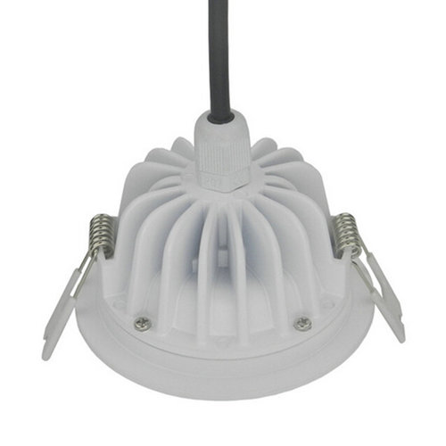 Inbouwspot LED buiten 7W IP65 zaagmaat 80mm driverless