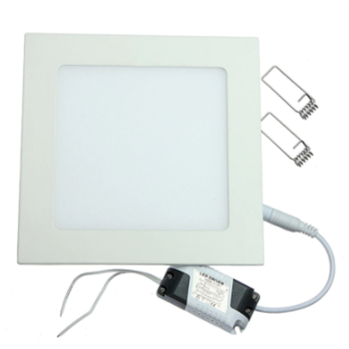 LED paneel 30x30 24W vierkant