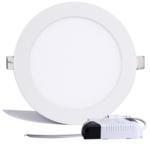 LED paneel rond 15W zaagmaat 185mm dimbaar