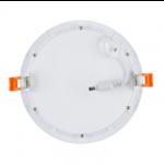 Spot encastrable grande taille 12W LED 170 mm diamètre faible hauteur