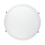 Platte plafondlamp 48W LED wit 600mm diameter dimbaar