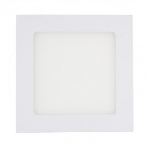 Vierkante spot inbouw LED 9W lage inbouwdiepte dimbaar