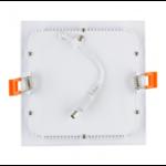 Petit panneau LED 9W faible hauteur dimmable