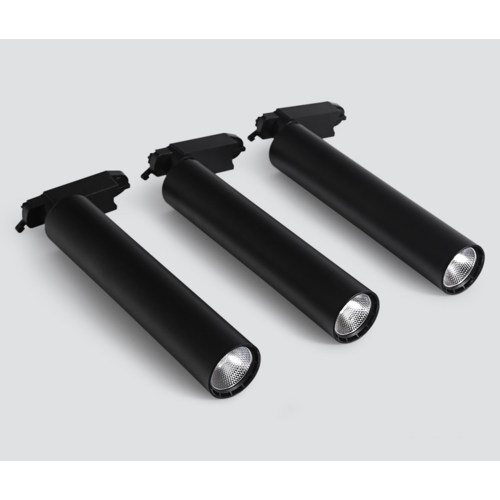 Railverlichting wit of zwart 10W LED