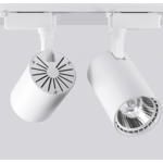 Railspot 20W LED wit of zwart
