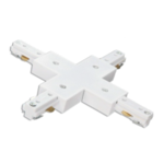 X-connector 3 fase wit of zwart