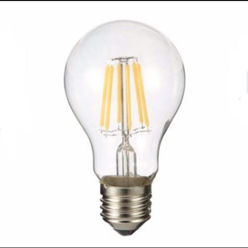 Ampoule LED filament 6W transparent dimmable