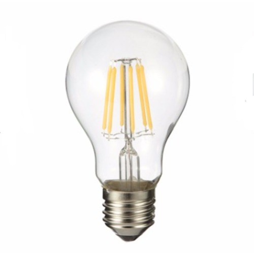 LED lamp filament 6W transparant dimbaar
