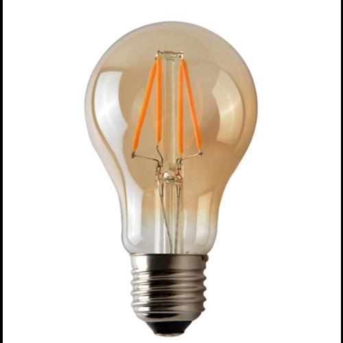LED lamp filament 4W amber dimbaar