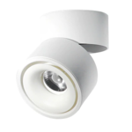 Plafondspot wit design LED 7W of 10W richtbaar dimbaar