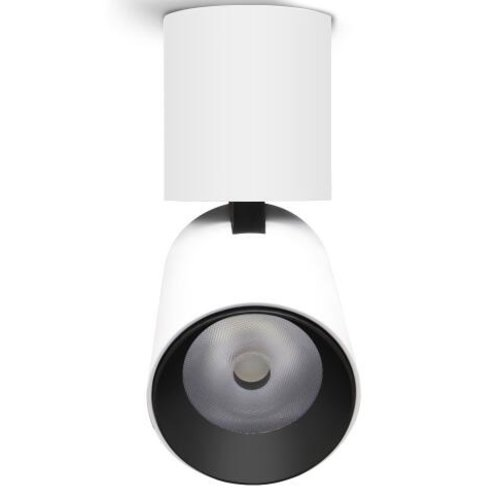 Spot saillie LED 7W dimmable cilindre orientable