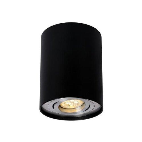 Spot saillie GU10 noir orientable 220V