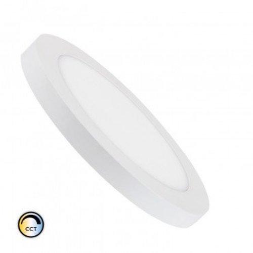 Dalle LED réglable couleur ajustable CCT 22W
