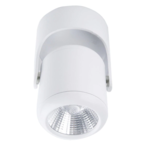 Plafondspot rail 10W LED wit of zwart dimbaar