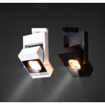 Spot railverlichting LED 30W wit of zwart