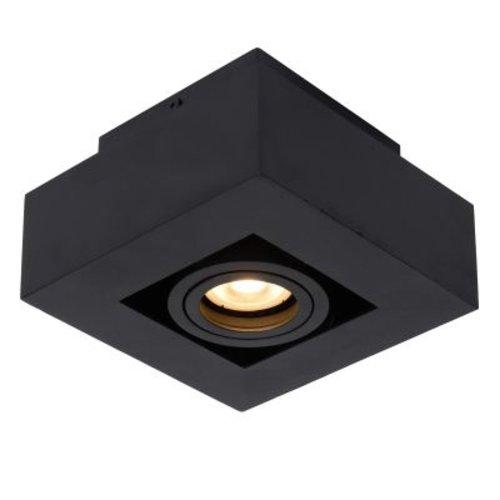 Spot en saillie orientable 1x5W LED dim to warm blanc ou noir