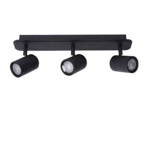 Spot plafond salle de bain 3x5W LED GU10 dimmable orientable