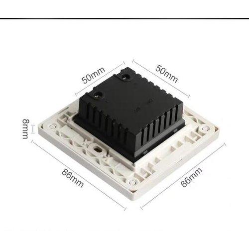Variateur 1-10V TRIAC leading edge blanc