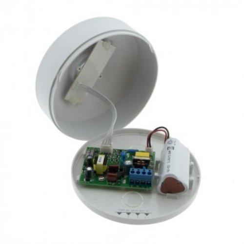 Lampe de sécurité plafonnier 3W LED 3h autonomie