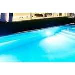 Zwembadverlichting LED opbouw IP68 24W RGB