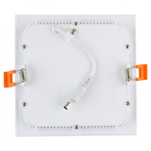 Dalle LED 20x20 cm 15W dimmable-non dimmable faible hauteur