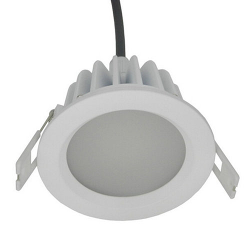 Spot IP65 salle de bain 24W diamètre 190 mm dimmable pas besoin de transfo