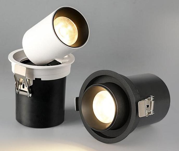 inbouwspot koker LED