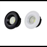 Spots encastrables diamètre de perçage spot 10 mm à 79 mm
