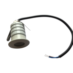 Mini LED spot 230V 3W dimbaar wit zonder trafo IP67