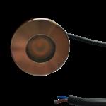 Mini LED spot dimbaar 3W IP67 grijs ingebouwde trafo