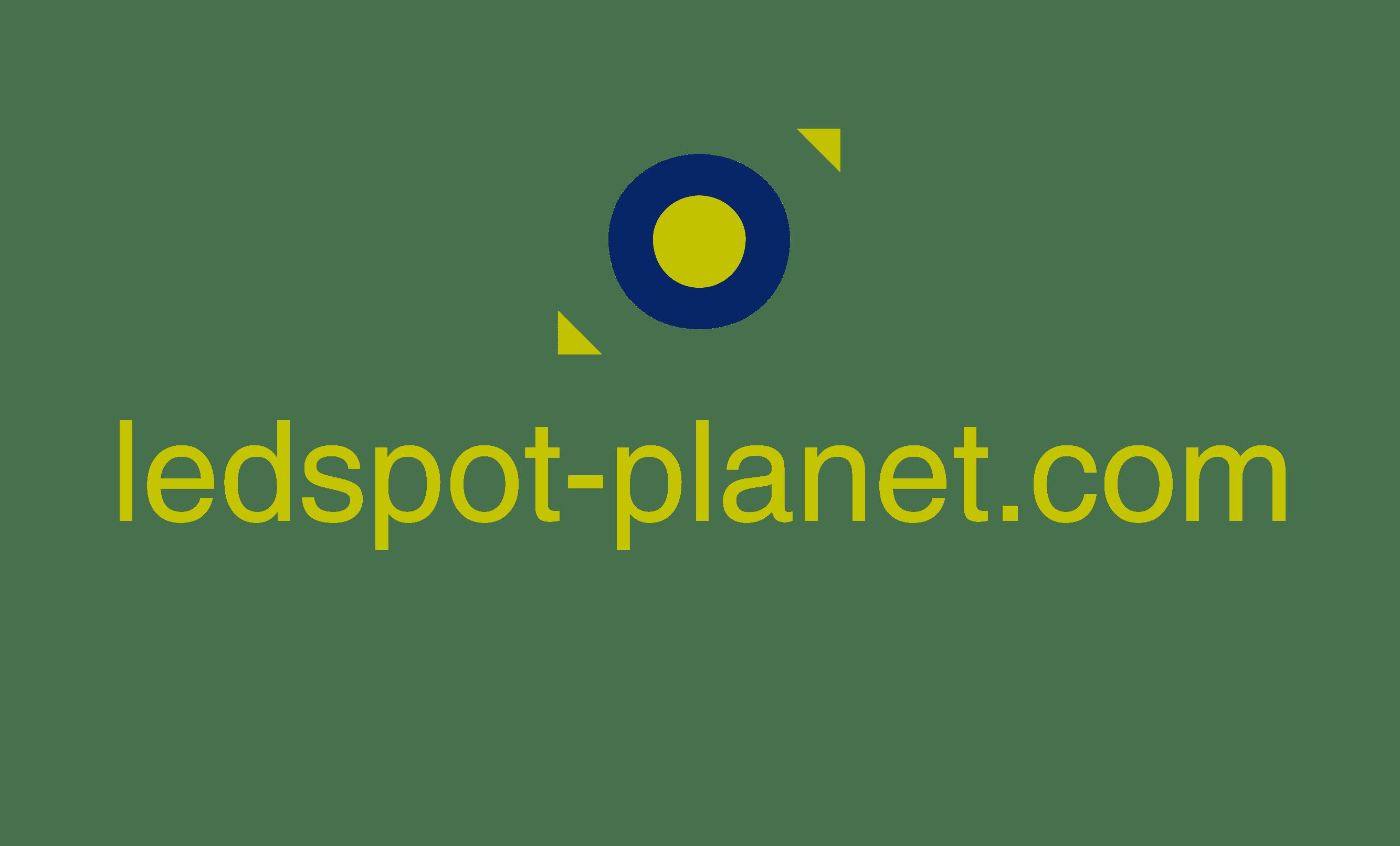 Ledspot-planet