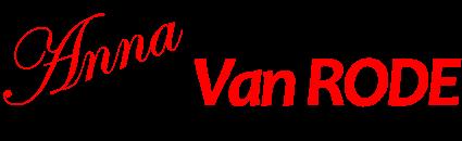 logo Anna van Rode, dé sexy lingerie webshop