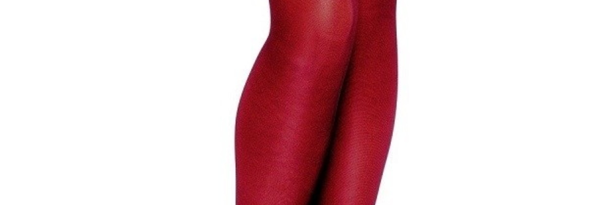 Rode Jarretelkousen 20DEN
