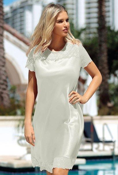 Louisa Nachthemd Satijn